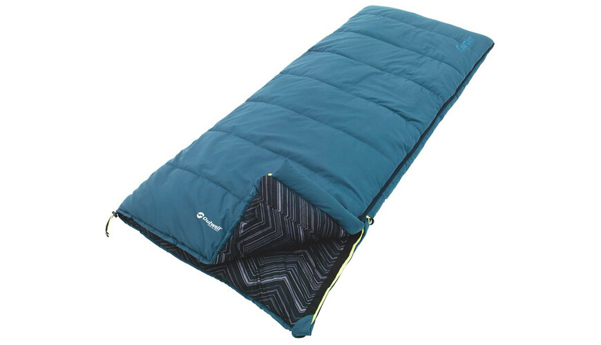 Outwell Courtier Sleeping Bag blue